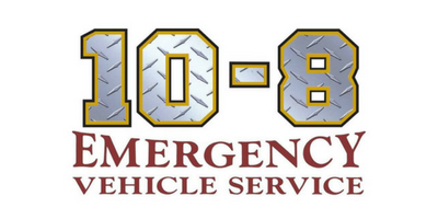 10-8 Emergency Services Logo