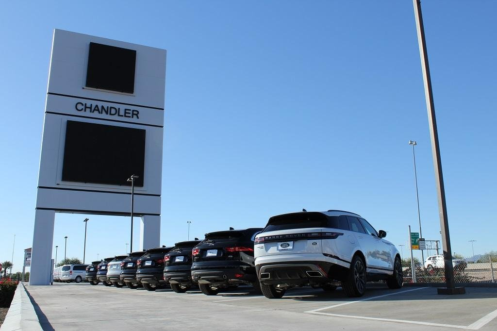 2019 Land Rover Range Rover Evoque 5 Door Landmark Edition - 18354650 - 41