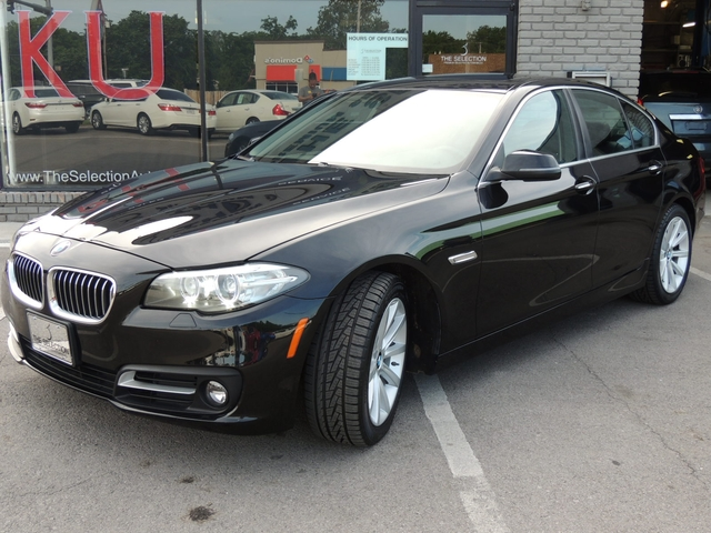 BMW 535i X-DRIVE  (5-Passenger) $39.00 Daily Rate / $273 Weekly  Rate*