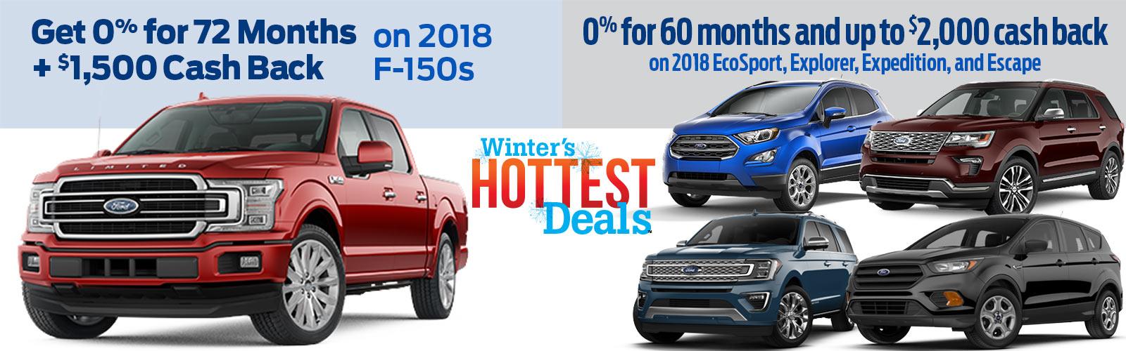 Ford Feb 2019