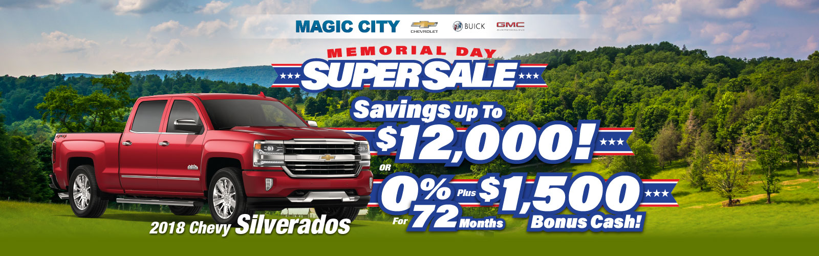 Chevy Memorial Day 2019