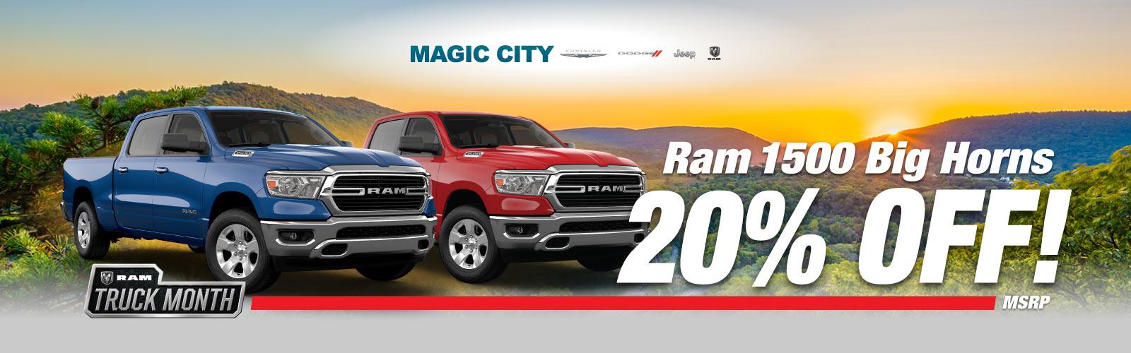 2019 MC RAM
