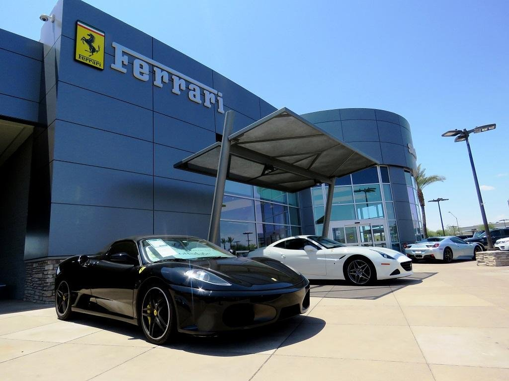 2015 Ferrari California 2dr Convertible - 17867105 - 48