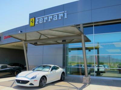 2015 Ferrari California T  Convertible - Click to see full-size photo viewer
