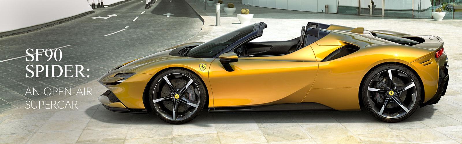 Ferrari New And Used Car Dealer Peoria And Phoenix Az Scottsdale Ferrari