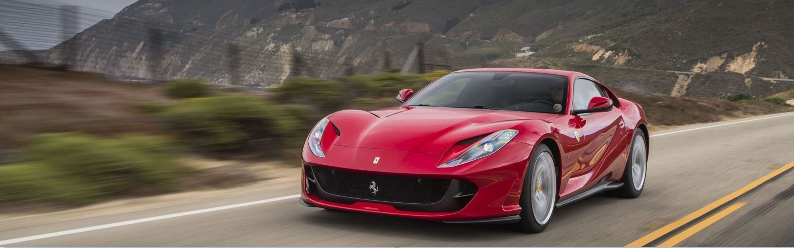 Ferrari 812 Superfast 3-13-19
