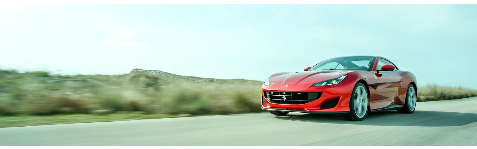 Ferrari Portofino 3-15-19