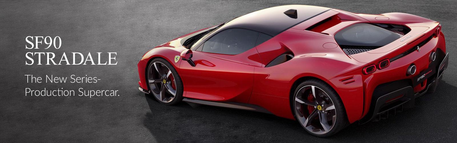 Ferrari New and Used Car Dealer - Peoria and Phoenix, AZ