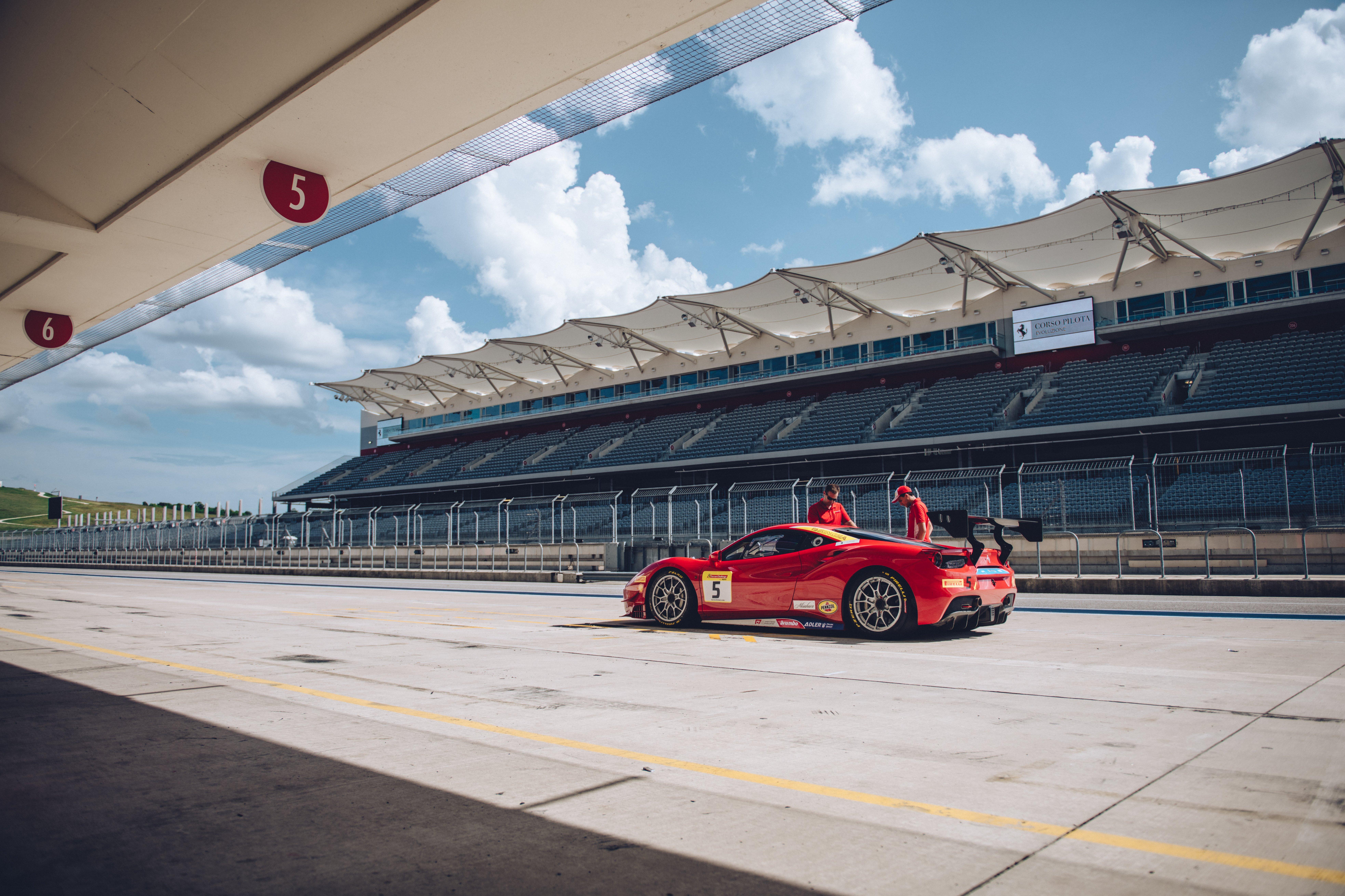 Ferrari Repair And Maintenance Service Peoria And Phoenix Az Scottsdale Ferrari