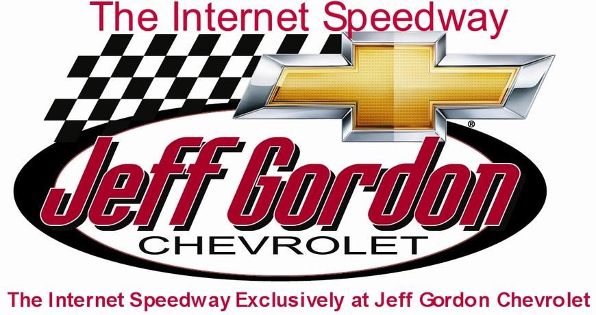 Jeff Gordon Chevrolet >> The Internet Speedway Exclusively At Jeff Gordon Chevrolet