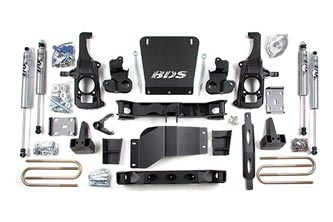 Truck Lift Kits for Sale - Salt Lake City & Provo, UT