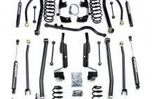 TERA FLEX JEEP WRANGLER 4 DOOR LONG ARM KIT