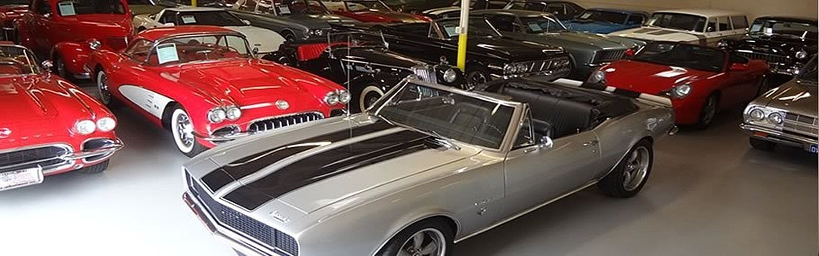 Classic Collectible Cars Serving Las Vegas NV - Classic car sites