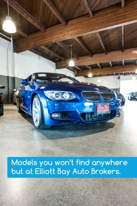 Elliott Bay Auto Brokers Serving Seattle, WA, Used Cars ...