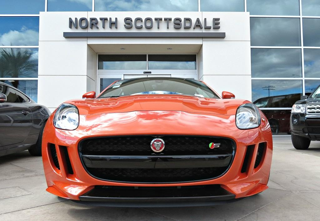 2018 Jaguar F-TYPE Convertible Automatic 340HP - 16708861 - 35