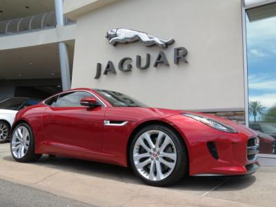 2018 Jaguar F-TYPE Coupe Automatic 296HP - Click to see full-size photo viewer