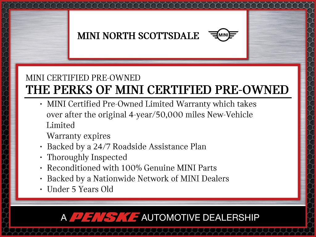 Certified Pre-Owned 2017 MINI Cooper S Hardtop 4 Door