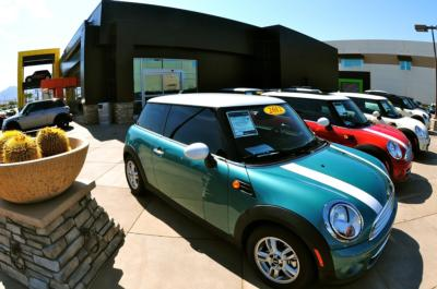2019 MINI Cooper S Countryman COURTESY VEHICLE SUV - Click to see full-size photo viewer