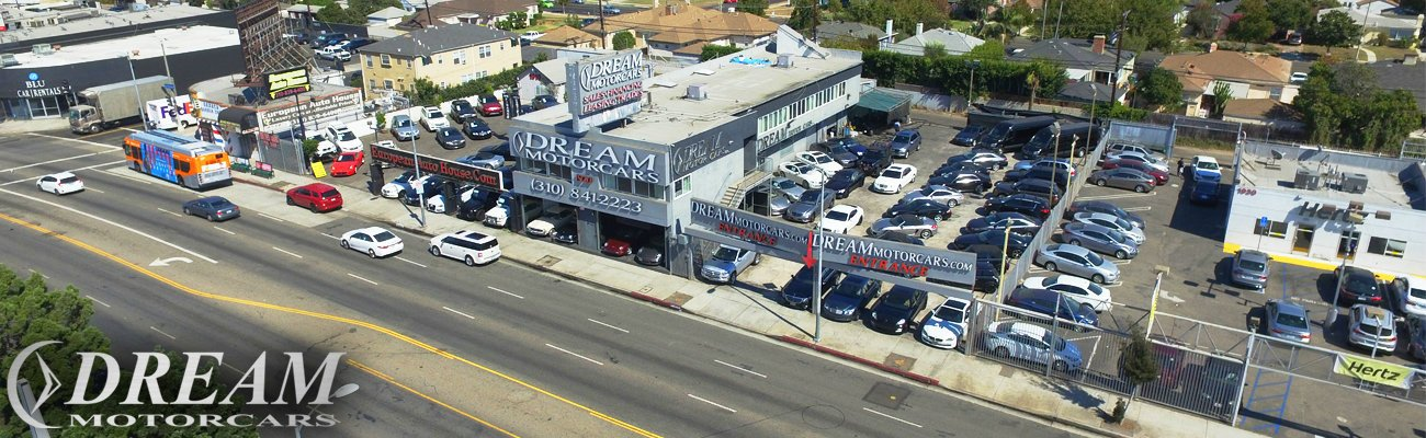 Dream Motor Cars Dealer Of The Finest Pre Owned Luxury Cars