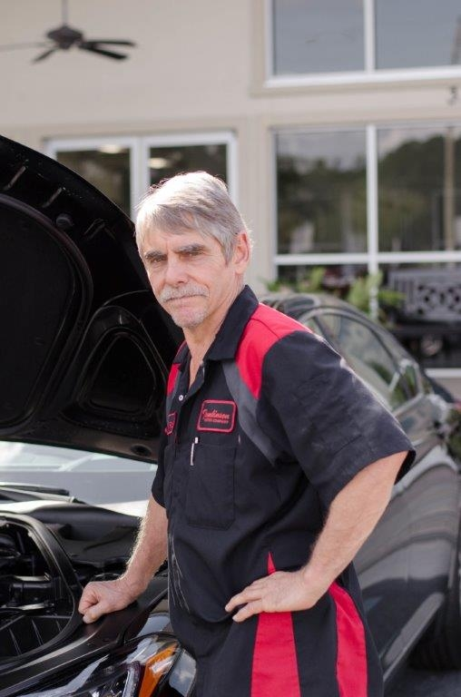 Rick Carroll Lead Technician