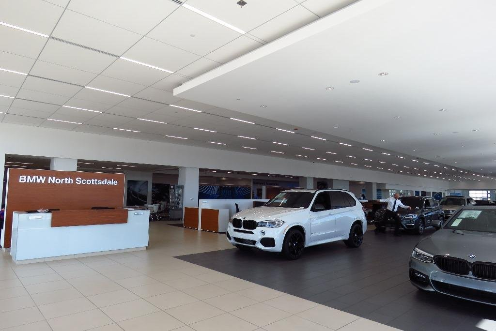 2018 BMW 5 Series 540i Sedan - WBAJE5C53JWA96070 - 40
