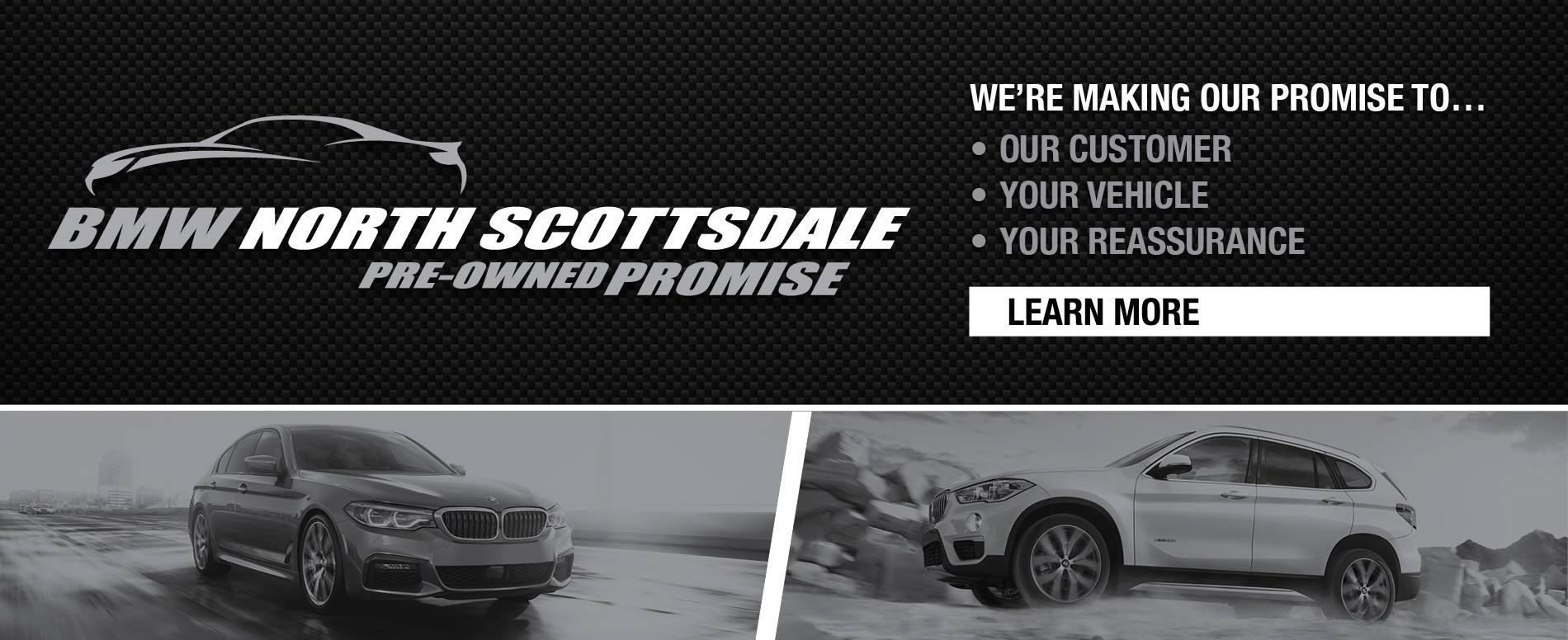 BMW promise