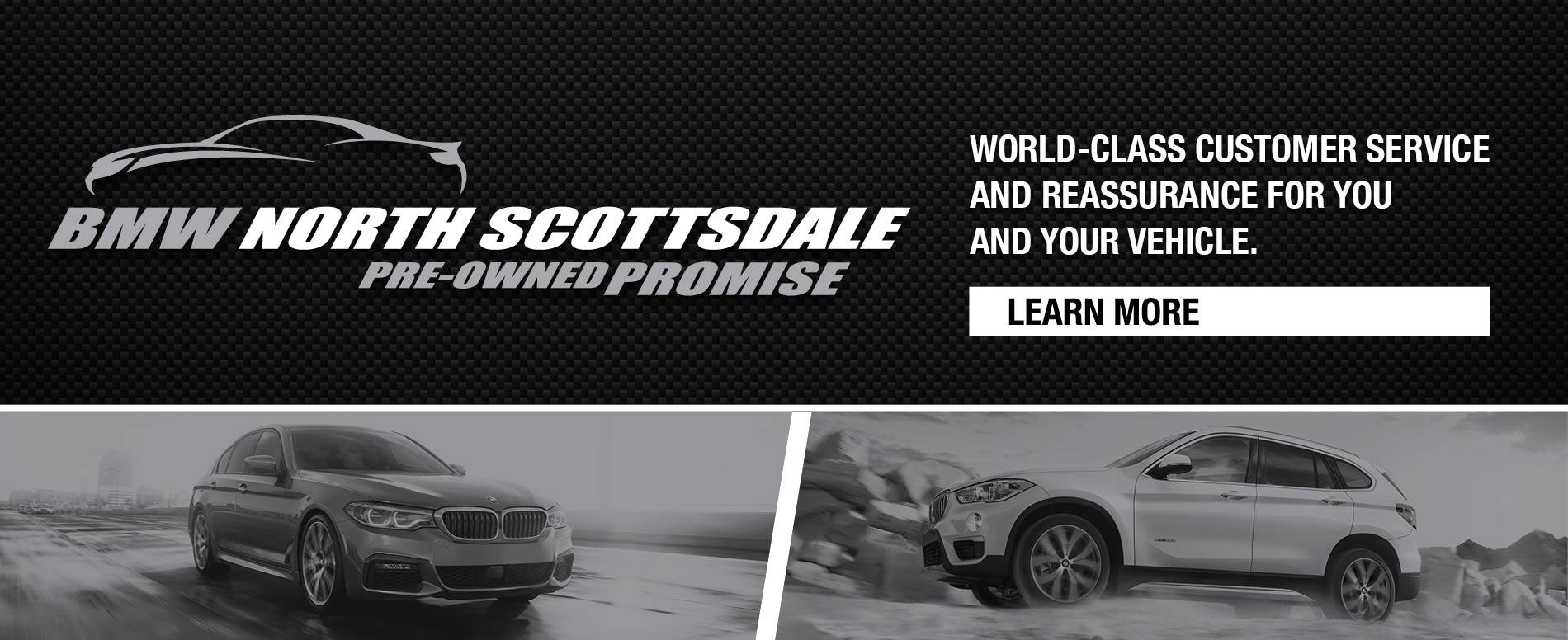 BMW promise 2