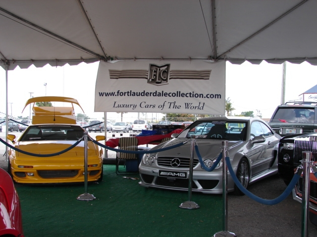 THE WORLD'S GREATEST COLLECTOR CAR EVENT