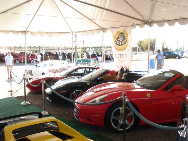 Official Sponsor of Barrett Jackson  PALM BEACH 2010