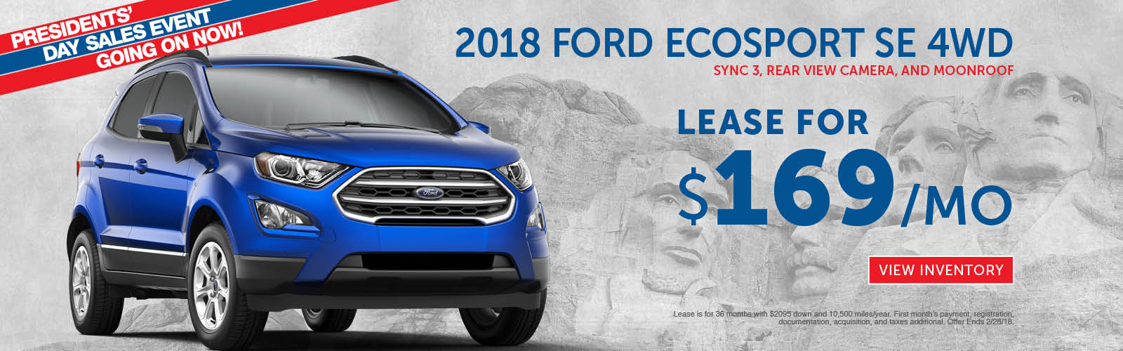 Ecosport Stoneham Ford Feb 18 Updated