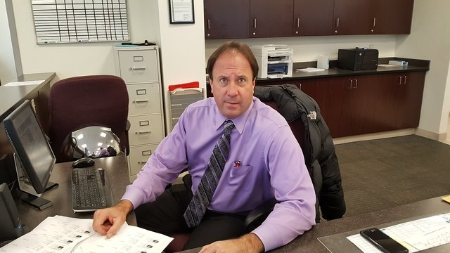 Doug Prentice Sales Manager