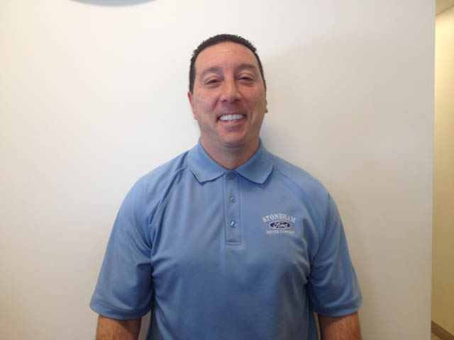 Steve Laudadio Service Manager