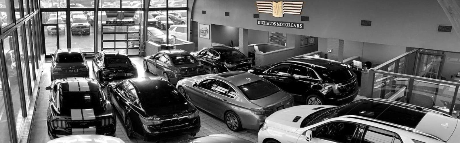 Used Cars Boston >> Richards Motorcars Used Luxury Cars In Boston Pre Owned Audi Bmw