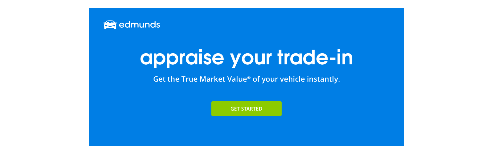 MyAppraise Trade In