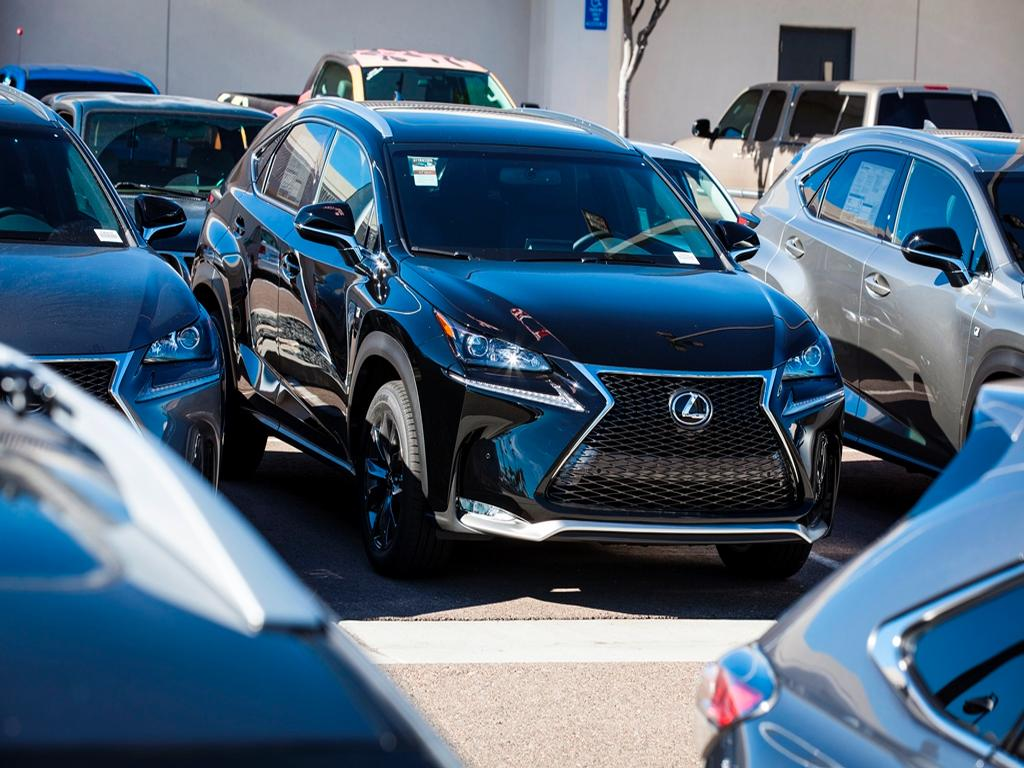 2019 Lexus LX LX 570 Three Row 4WD - 18695335 - 25
