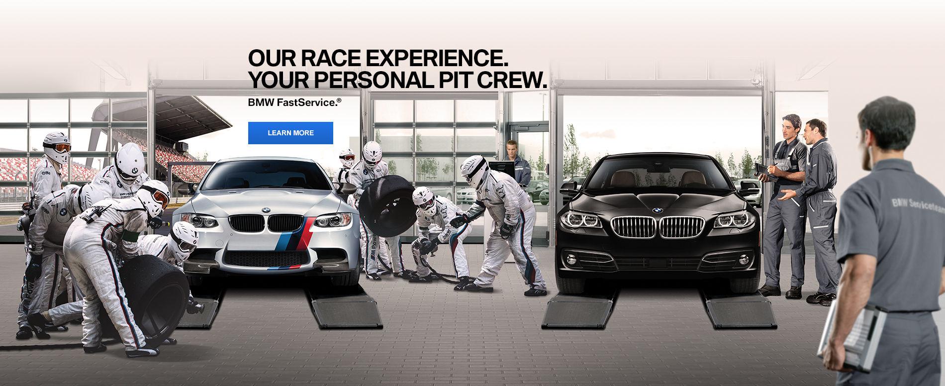 BMW FastService