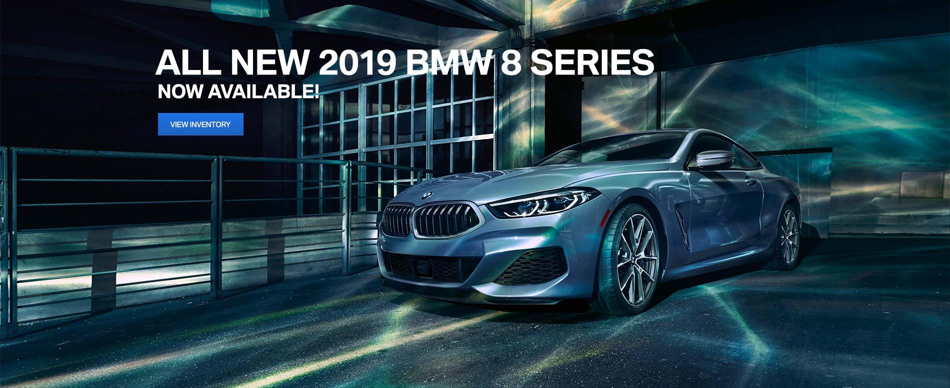 BMW 8 Series 2/26/19
