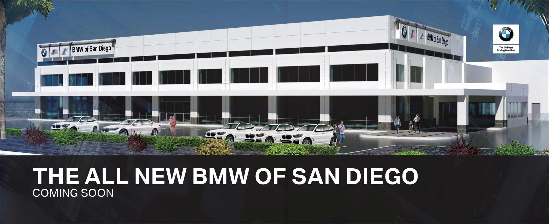 Bmw San Diego >> Bmw Of San Diego Serving San Diego Ca