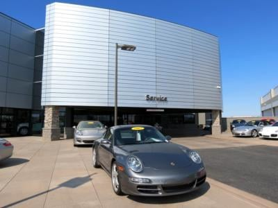 2003 Porsche 911 Carrera 2dr Carrera Coupe 6-Speed Manual - Click to see full-size photo viewer