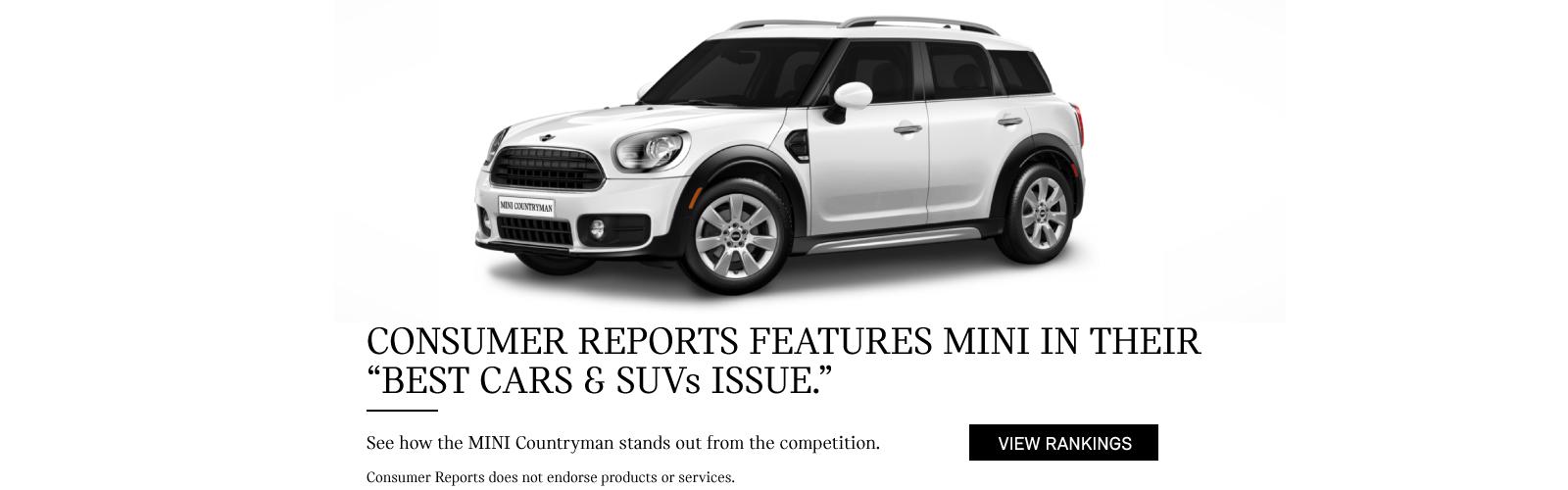 Consumer Reports 01/08