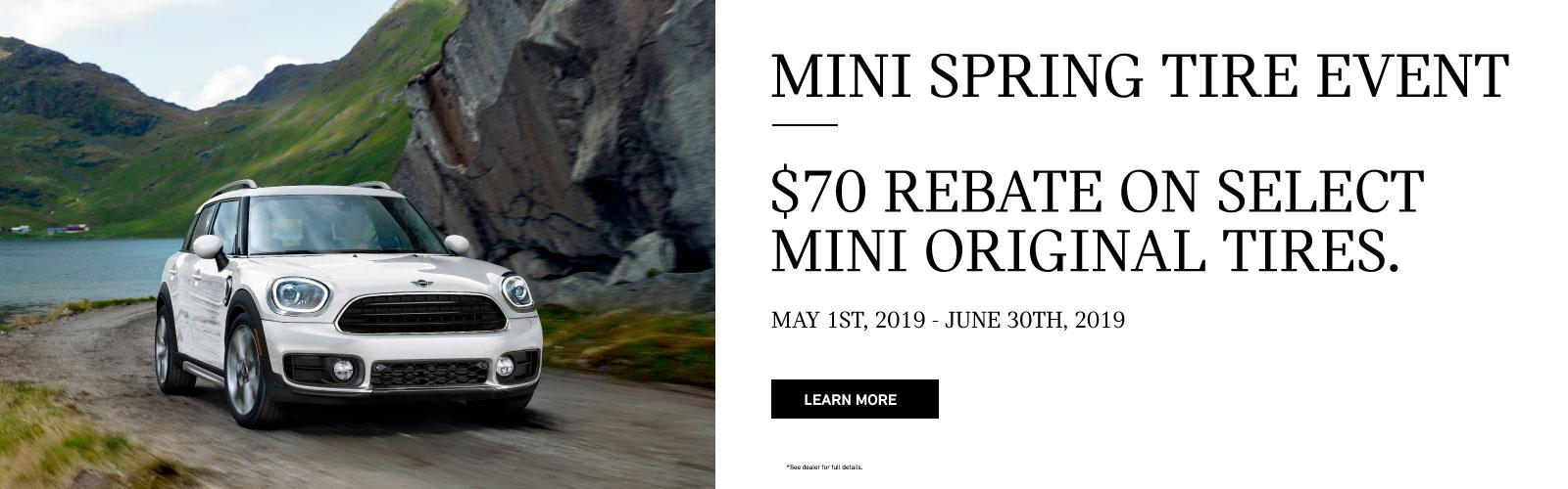 Spring Tire Event 5/3/19