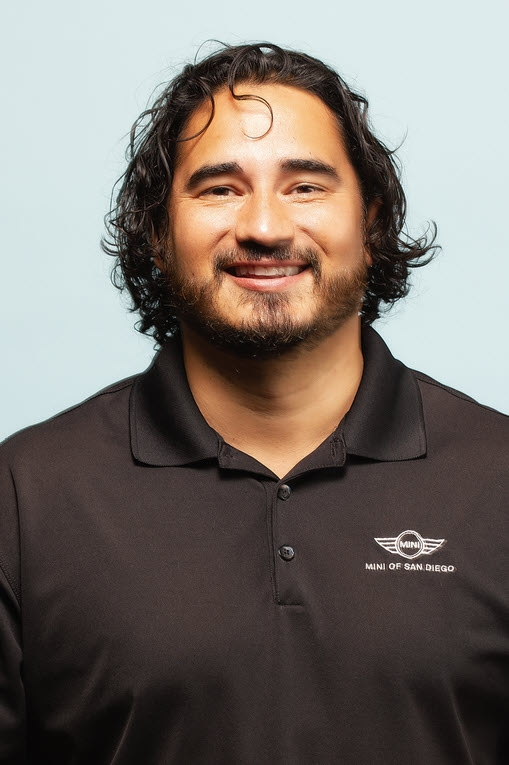 Anthony Palomo Service Advisor