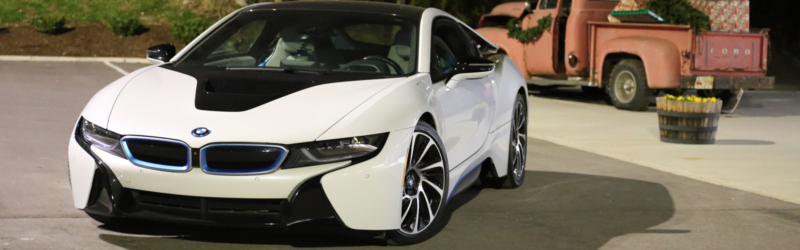 bmw i8 holiday