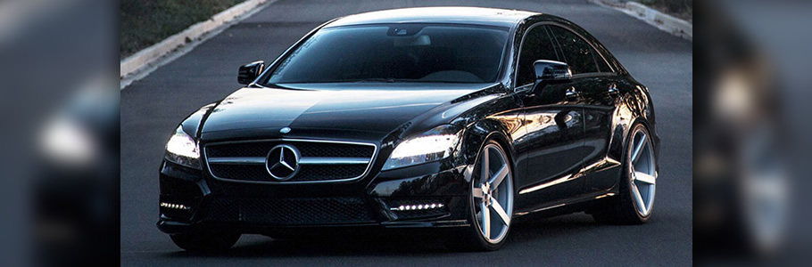 MB CLS550