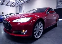 Tesla Model S P85+ Performance