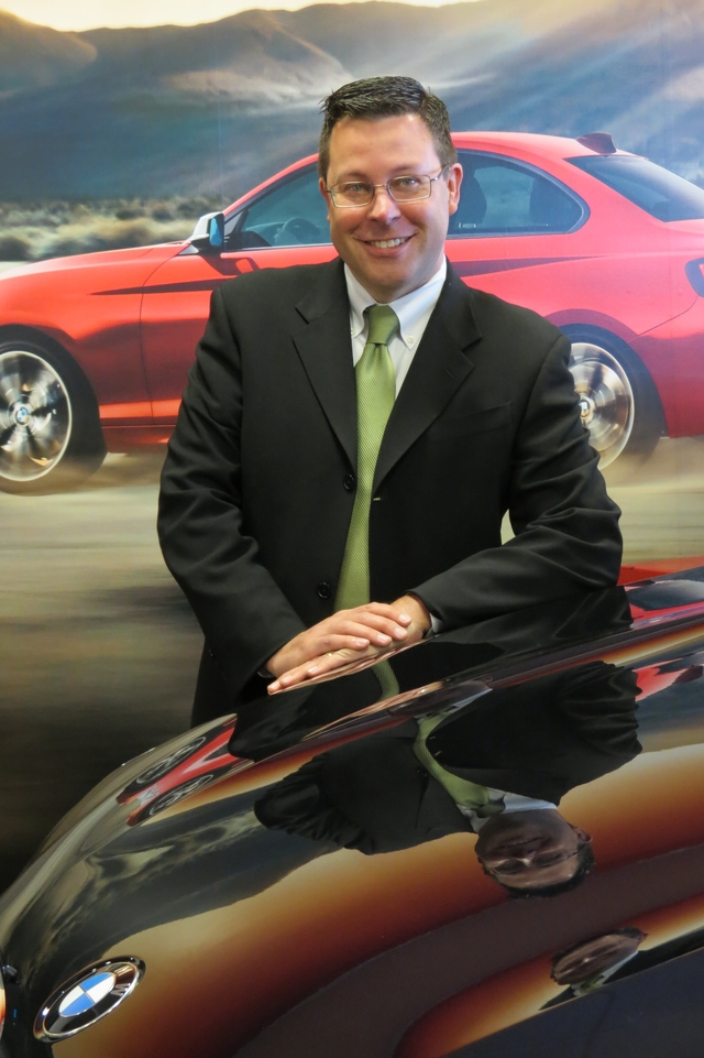 Jesse Brown Sales Manager