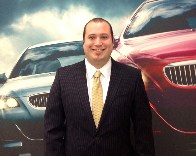 Matt M Sales Manager