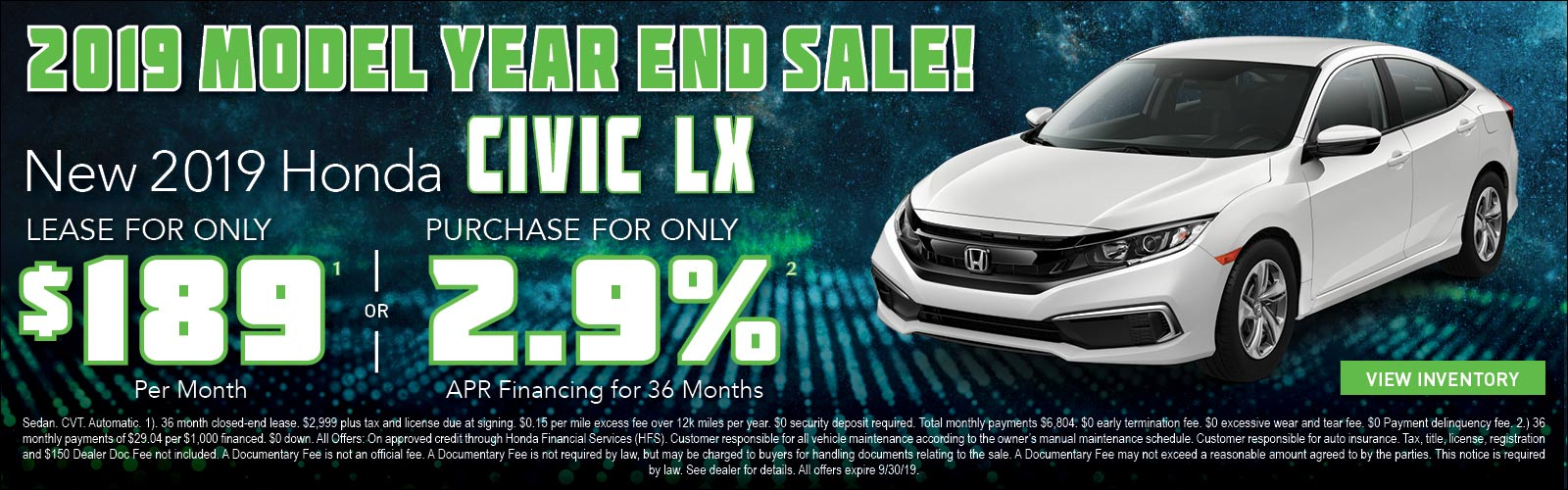 2019-2020 Honda New & Used Car Dealer - Houston, Woodlands