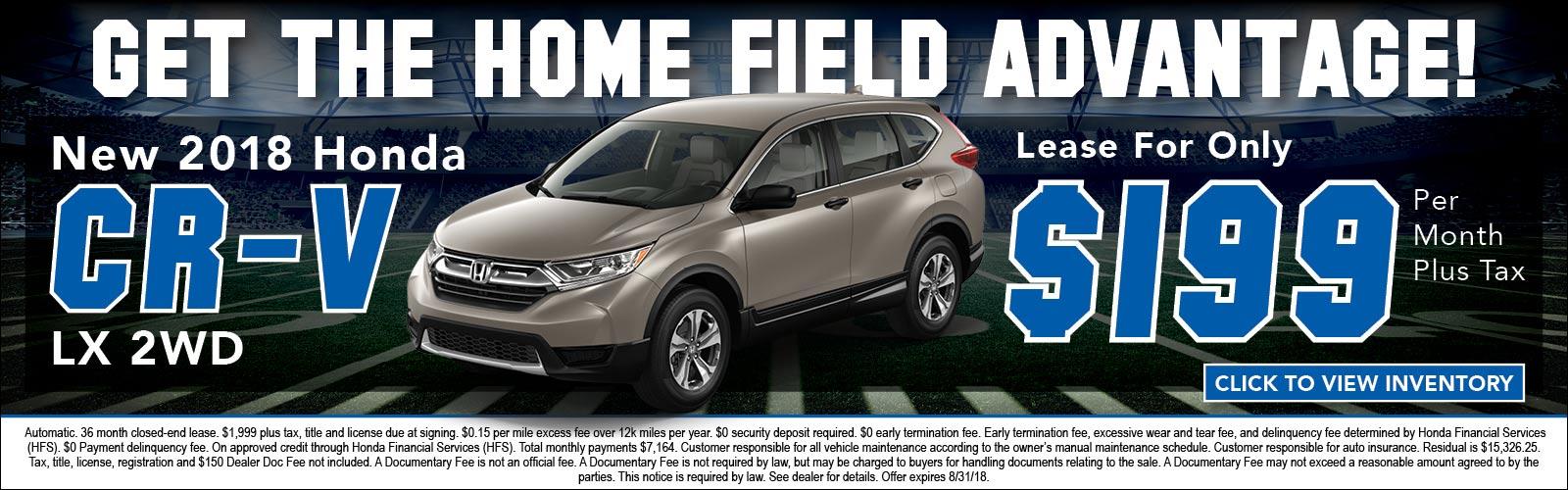 2017-2018 Honda New & Used Car Dealer - Houston, Sugar Land & Katy ...