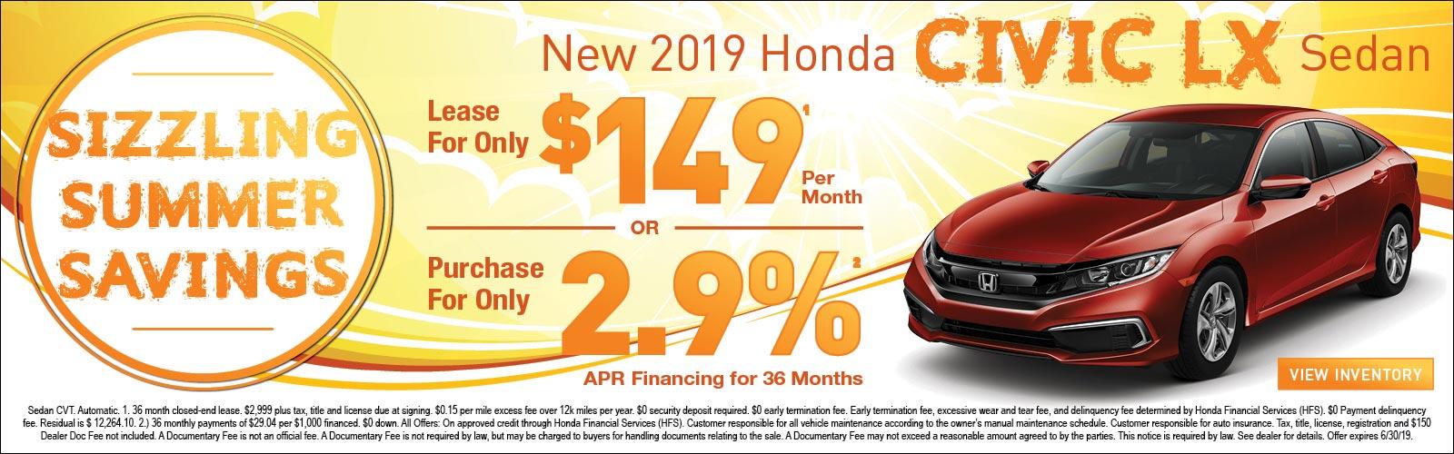 Honda Dealership Az >> 2018 2019 Honda New Used Car Dealer Houston Sugar Land Katy